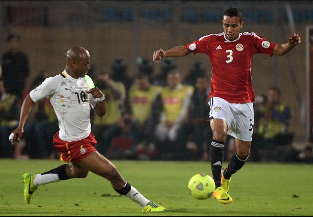 Egypt 2-1 Ghana (agg. 3-7): Zaki and Gedo strike but Black Stars win through