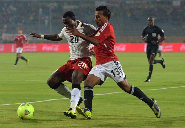 Ägypten gab sich gegen Ghana bis zuletzt nicht geschlagen