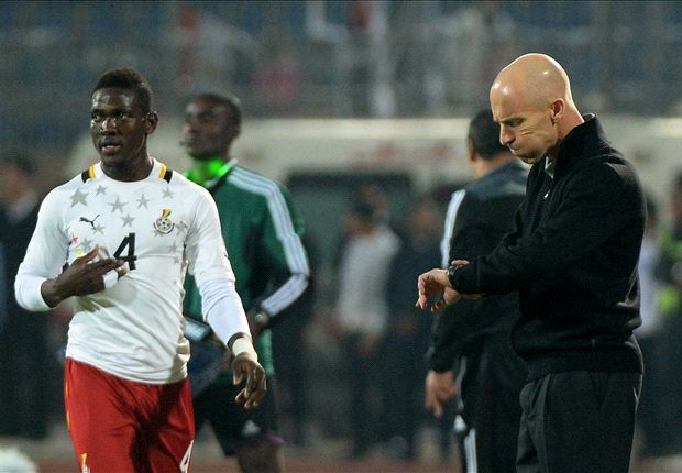 Bob Bradley's Egypt fails to qualify for World Cup
