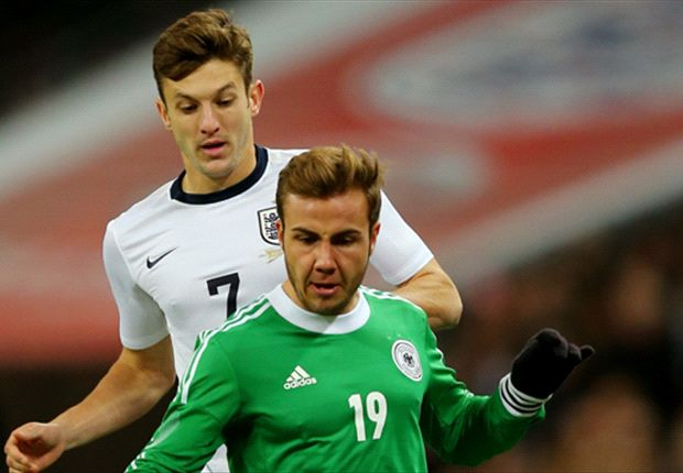 Lallana a 'major find' for England, says Hodgson