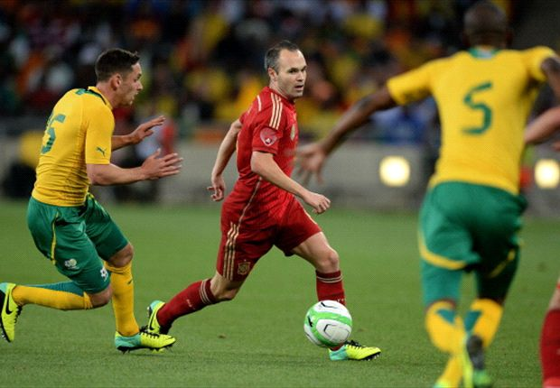 South Africa 1-0 Spain: La Roja stunned in Johannesburg