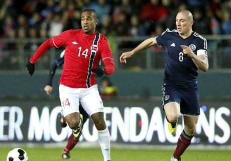 Crew sign Norwegian forward Kamara