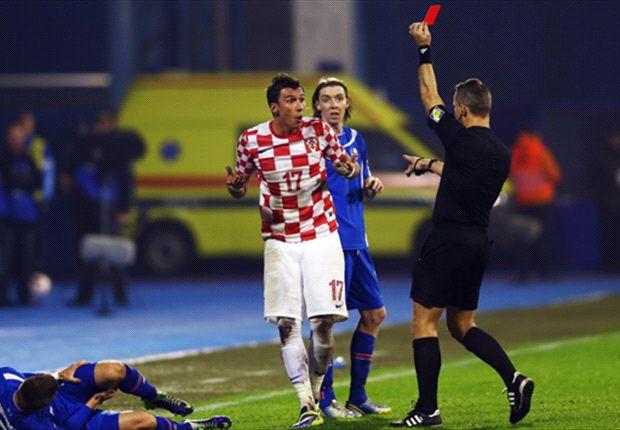 Croacia 2-0 Islandia: Mandzukic se encargó de todo