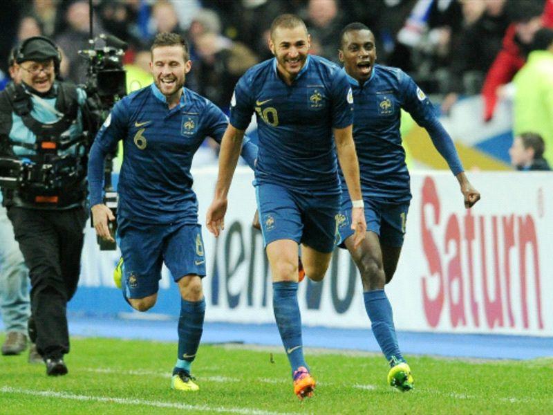 Équipe de France, Cabaye : 'On a besoin de Benzema'