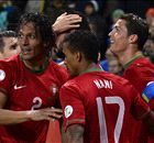 Portugal climb to fifth in Fifa ranking with World Cup play-off victory