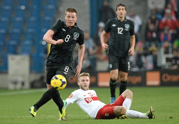 Poland 0-0 Republic of Ireland - Boys in Green held to scoreless draw in Poznan
