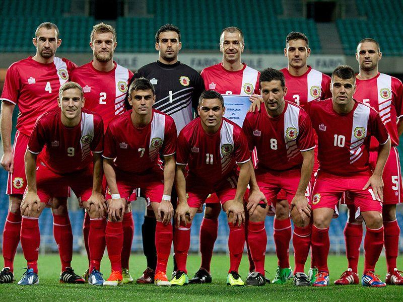 Gibilterra 'rompe il ghiaccio', contro la Scozia primo goal nelle qualificazioni!