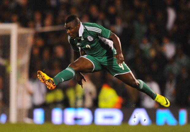 'Nigeria will be stronger in Brazil'- Emenike