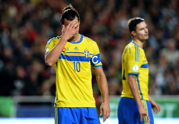 Ibrahimovic, Bale, Lewandowski & the stars who will miss the 2014 World Cup