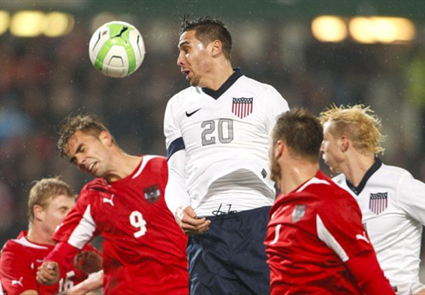 Geoff Cameron one of few bright spots in drab USA loss