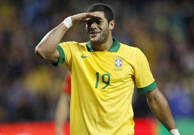 'Oscar, Neymar and me' - Hulk marvels at his incredible journey