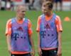 Robben & Badstuber Mulai Latihan Lebih Awal