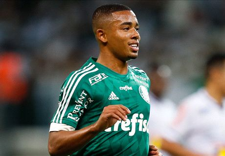 RUMOURS: Man City move for Gabriel Jesus