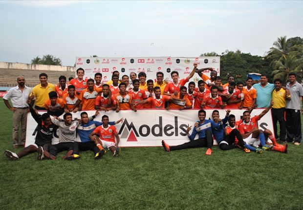 Sporting Clube de Goa claim to be champions!