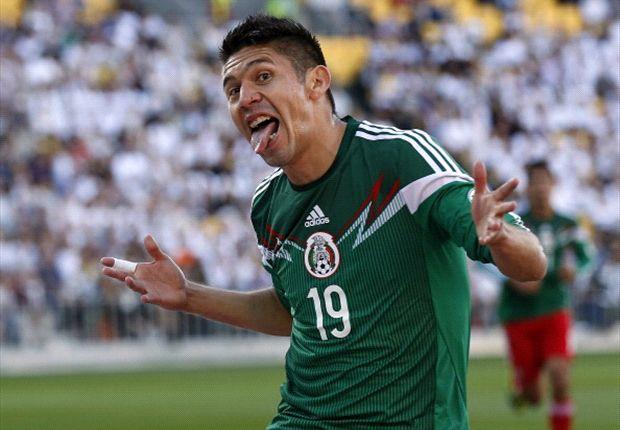 México golea a Nueva Zelanda y se mete a Brasil