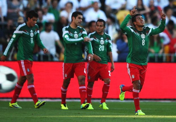 New Zealand 2-4 Mexico (Agg. 3-9): El Tri qualifies for 2014 World Cup