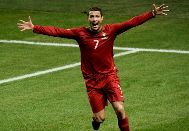 Cristiano Ronaldo not thinking about Ballon d'Or