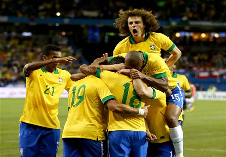 Scolari: Brazil must win World Cup