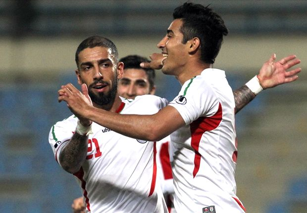 Dejagah leads Iran's final World Cup squad