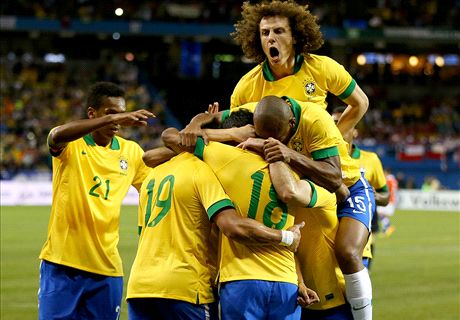 World Cup Group A: 'Brazil given a gift and a curse'
