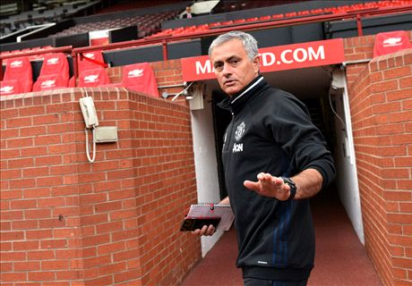 Mourinho aiming to win Premier League