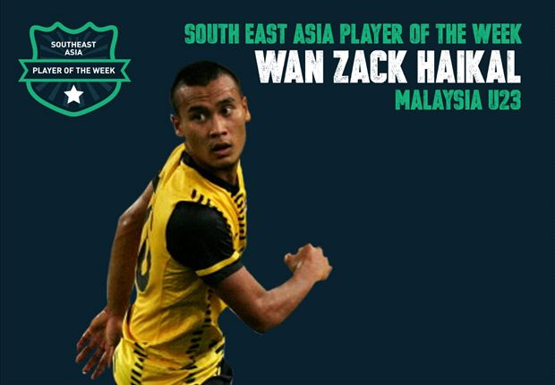 Goal Southeast Asia Player of the Week