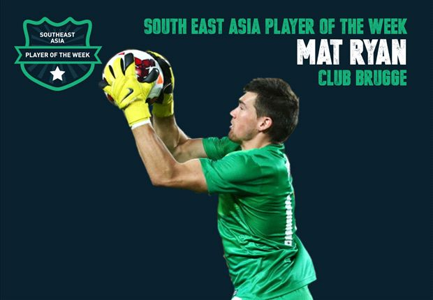 Goal Southeast Asia Player of the Week - Mat Ryan