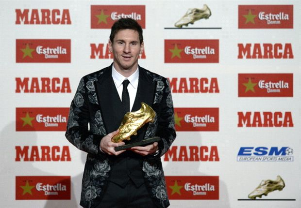 Messi's Golden Shoe is a symbol of his greatness - but also proves his need for rest