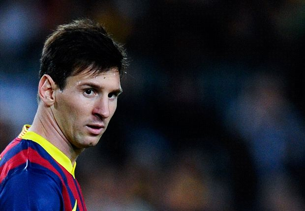Messi: A lot of clubs want me but I don't want to leave Barcelona