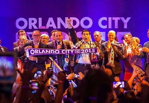 Orlando City Club, es el nuevo equipo de MSL