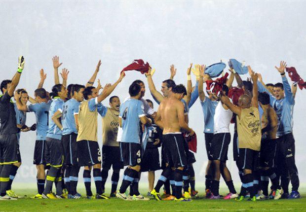 México y Uruguay se unen a la lista de clasificados para el Mundial 2014