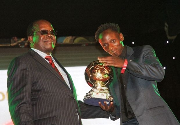 KCB's Keli crowned 2013 Kenya Player of the Year