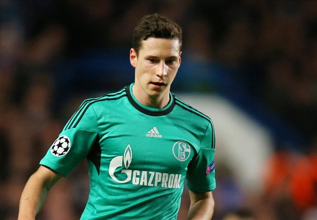 Draxler warns Basel: Schalke can beat any team