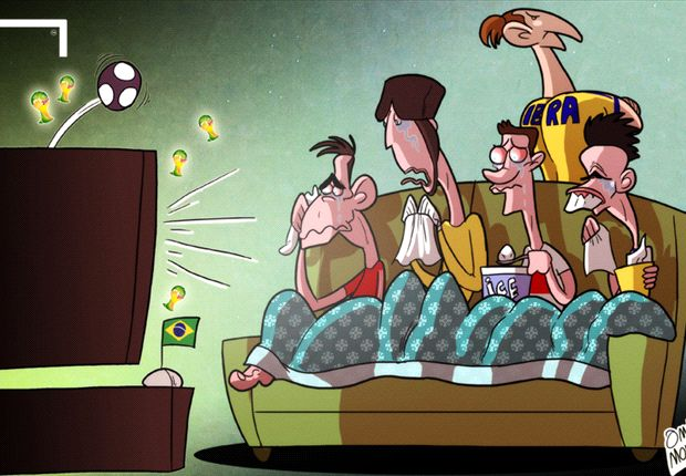 Bale, Cech, Lewandowski y Hamsik se lamentan; Ibra les da la espalda