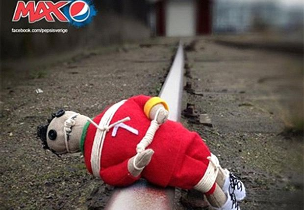 Pepsi apologise over Cristiano Ronaldo voodoo doll row