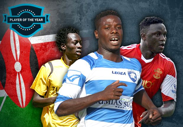 The Goal Kenya Player of the Year Award