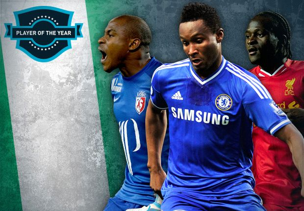 Cast you vote for the Goal Nigeria Player of the Year 2013