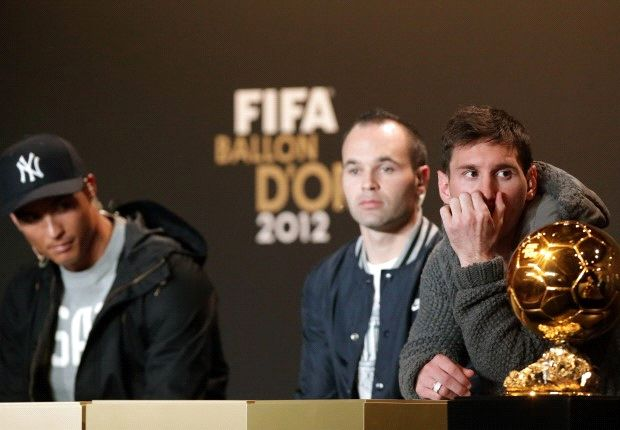 Question of the Day: Does the Ballon d'Or damage football?