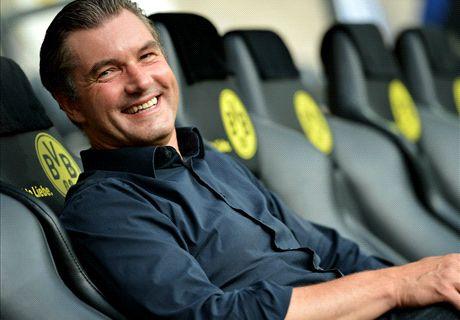 Dortmund Pede Lewati Masa Sulit