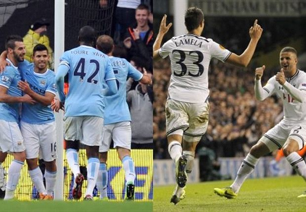 Manchester City – Tottenham: Duelo de necesidades para no descolgarse
