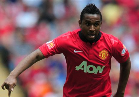 Anderson asks for Spurs transfer