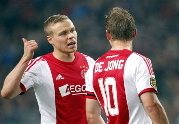 Ajax pair ruled out of Milan clash