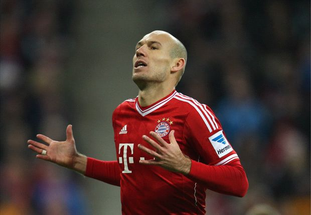 Robben: Bayern do not fear anyone
