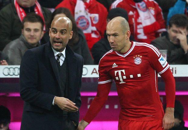 Arjen Robben hat keine Angst vor Borussia Dortmund
