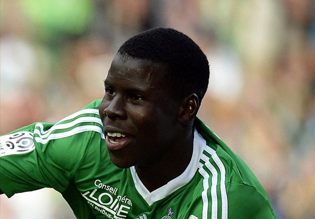 Zouma not leaving in January, says St Etienne chief