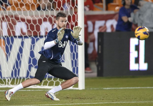 Nick Sabetti: Canadian goalkeeper Robert Stillo waiting for his chance to shine