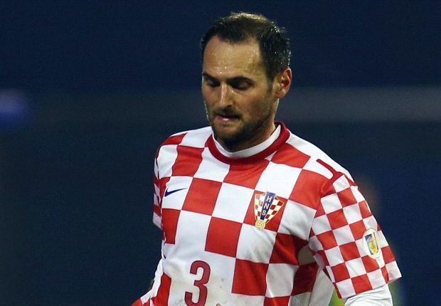 Sorgte beim WM-Quali-Spiel für einen Eklat: Josip Simunic