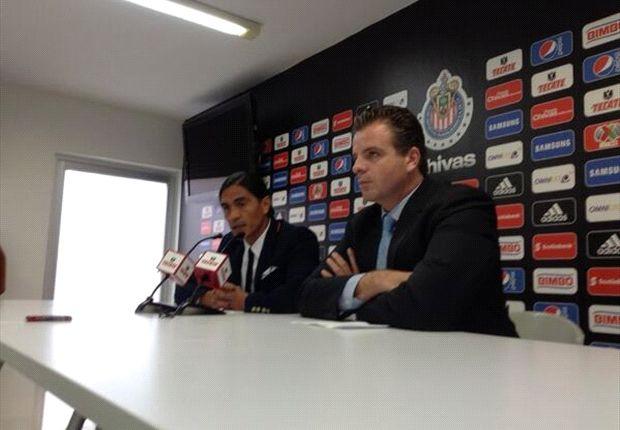 Paco, director deportivo de Chivas