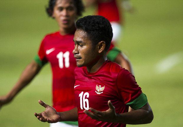 Ramdani Lestaluhu menjadi bintang saat timnas U-23 menaklukkan Singapura U-23, 2-1.