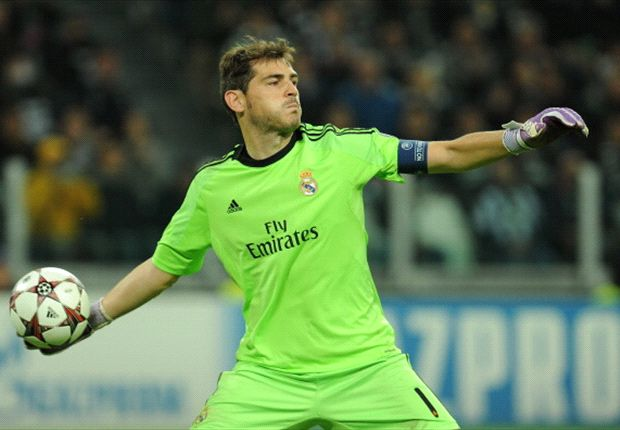 Casillas: Madrid has to respect Schalke